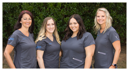 Chiropractic Huntersville NC Staff at Doyle Chiropractic & Acupuncture