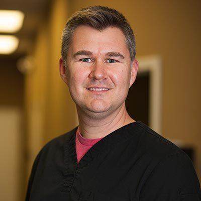 Chiropractor Huntersville NC Dr. Geoffrey Doyle